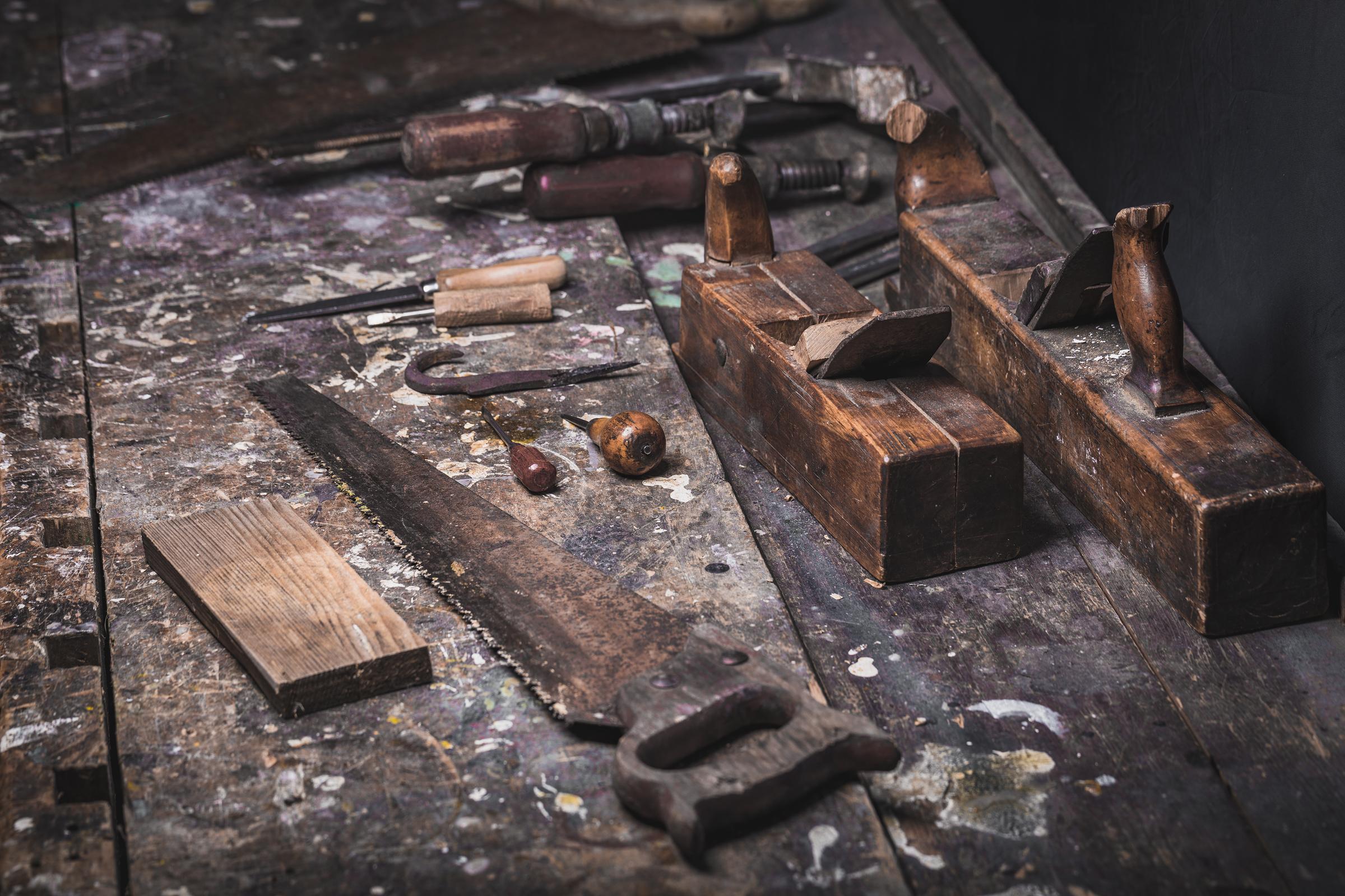 Die Geschichte des Handwerks